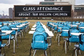 UNICEF y la OMS: todas las escuelas de Europa y Asia Central deberían permanecer abiertas y ser más seguras frente a la COVID-19