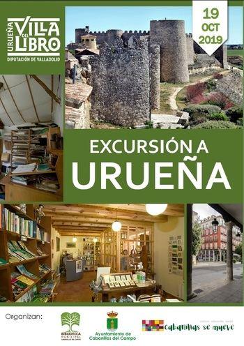 La Biblioteca de Cabanillas organiza una excursión literaria a la localidad de Urueña