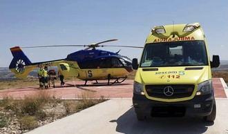 Denuncian que nuevamente se deja una UVI Móvil de Castilla la Mancha SIN médico