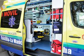 Herido un hombre de 30 años en Albacete al caerse desde una altura de 10 metros tras romperse una claraboya