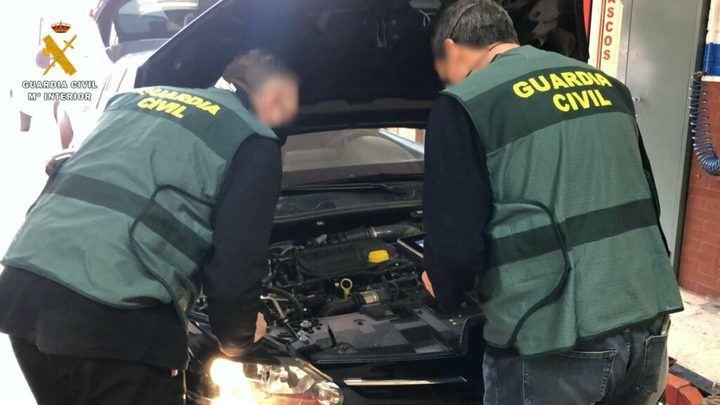 Dos detenidos en Toledo por vender 41 coches...con el cuentakilómetros trucado