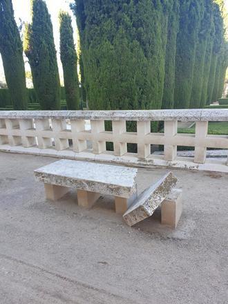 El Ayuntamiento de Guadalajara vuelve a cerrar los parques del Infantado y Fuente de la Niña en horario nocturno tras reiterados casos de vandalismo