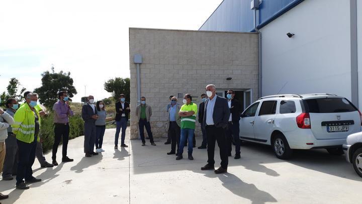El presidente de la Diputación de Guadalajara felicita a las Brigadas de Carreteras y Centros Comarcales por su papel en la crisis de la COVID-19
