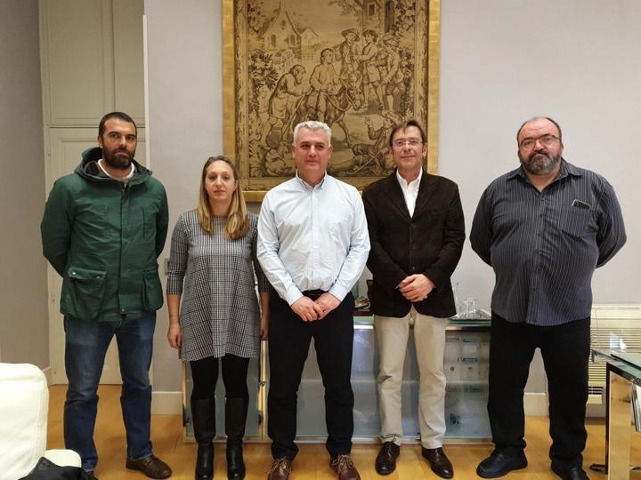 La Diputación de Guadalajara destina 36.500 € en subvenciones y 90.000 en becas a nuevos convenios de promoción del deporte