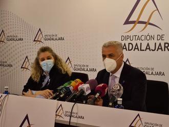 La Diputación de Guadalajara cerró 2020 con 58,6 millones de remanente que revertirán en los pueblos
