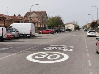 Entran en vigor las nuevas limitaciones de velocidad a 20 ó 30 kilómetros por hora en vías urbanas