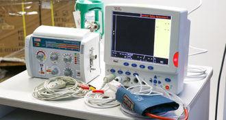 Los anestesistas de Castilla La Mancha dicen que los respiradores adquiridos por Page en Turquía