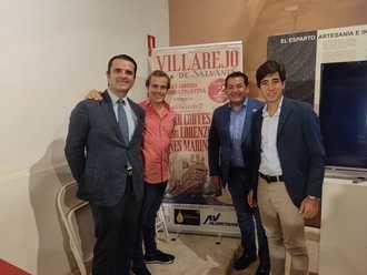 Villarejo de Salvanés presenta la I Corrida Lepantina para conmemorar el 450 Aniversario de la Batalla de Lepanto