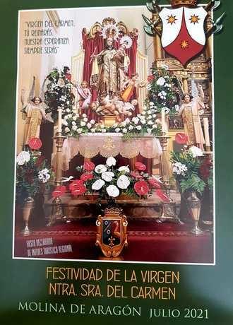 Viernes 16 de julio, la Virgen del Carmen