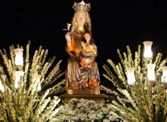 Novena de la Virgen de la Mayor, patrona de Sigüenza, del 13 al 23 de agosto