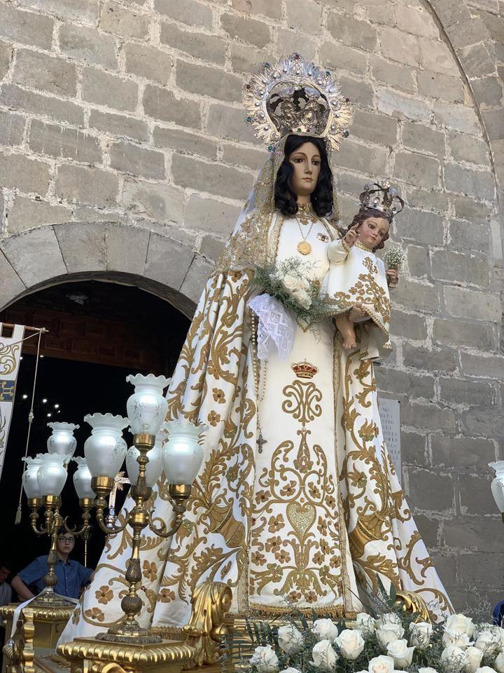 Sólo habrá celebración religiosa en la Fiesta de la Virgen de los Remedios de Pareja