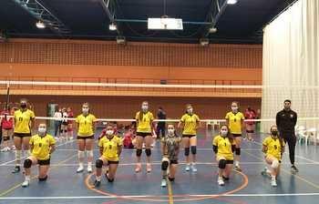 El C.D. Salesianos Guadalajara jugará en casa el Campeonato de Castilla-La Mancha de Voleibol Juvenil Femenino