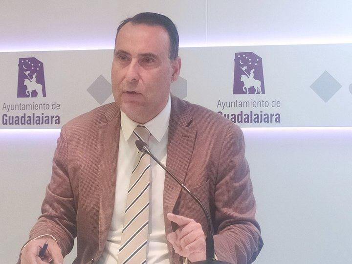 """Vox Guadalajara : """"El Gobierno de Rojo (PSOE y Cs) está generando caos, incertidumbre e inseguridad en nuestros trabajadores municipales, que llevan semanas pidiendo medidas de protección fiables"""""""