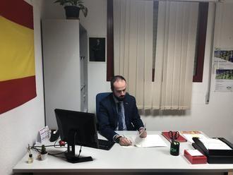"""Javier Ortega (VOX): """"El alcalde de Azuqueca hace gala, una vez más, de su completa falta de transparencia y de una actitud de claro desprecio hacia los concejales de la oposición en la presentación del Proyecto ALMA"""""""