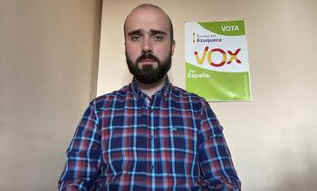 VOX Azuqueca acusa al alcalde de demostrar un nulo interés en mejorar la vida de sus vecinos