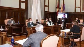 VOX asegura que la Diputación de Guadalajara actúa como