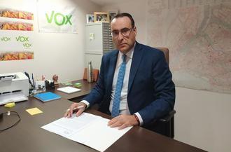 """VOX enmienda LA TOTALIDAD DEL PRESUPUESTO municipal elaborado por PSOE y Ciudadanos porque """"ignora que la realidad actual en Guadalajara ha cambiado"""""""