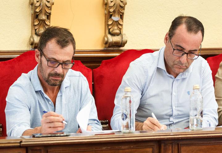 """Antonio de Miguel (Vox) : """"Page debe dimitir por despreciar a los guadalajareños ¿Se puede ser más ruin que el señor García-Page?"""""""