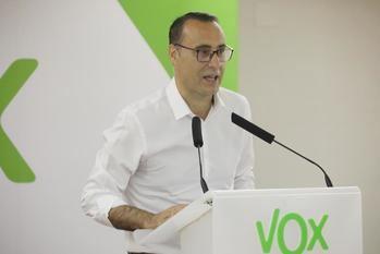 """Vox : """"Ciudadanos en Guadalajara está apoyando al mismo Partido Socialista que se ha aliado con aquellos que quieren romper España, los filoetarras y los que atacan a la democracia y al jefe del Estado"""""""
