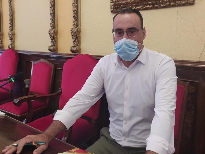 """El Grupo VOX señala que los concejales de Ciudadanos en Guadalajara """"son cómplices de las traiciones de Pedro Sánchez a todos los españoles"""""""