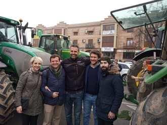 López Maraver (VOX) reclama al Gobierno de la Nación que garantice el acceso a la telefonía y a los servicios bancarios en las zonas rurales