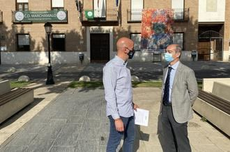 VOX emprende acciones judiciales contra el Ayuntamiento de Marchamalo