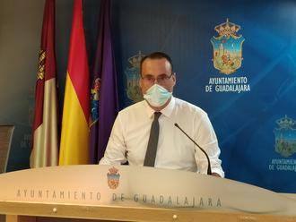 """VOX aboga por """"la mayor representación posible de la ciudad"""" en los futuros consejos sectoriales de Deportes y Cultura del Ayutamiento de Guadalajara"""