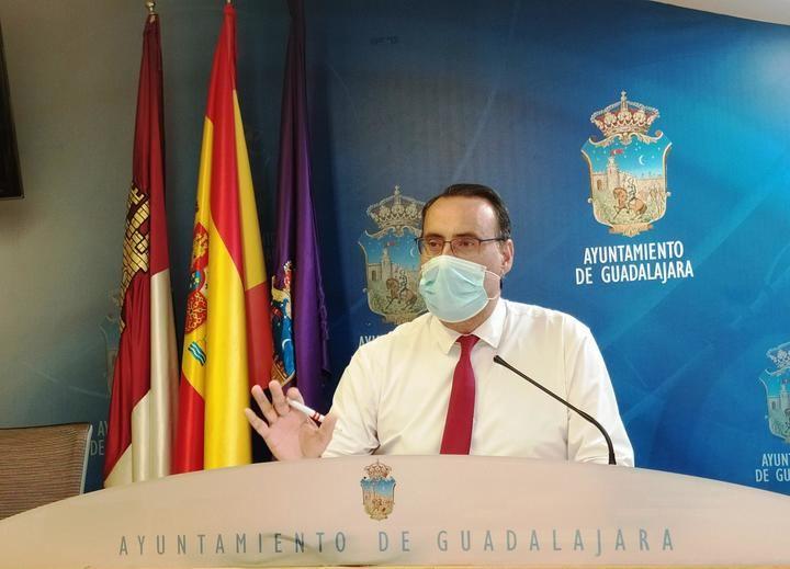 VOX pide la suspensión inmediata de los conciertos del 'Guadapop' de Guadalajara