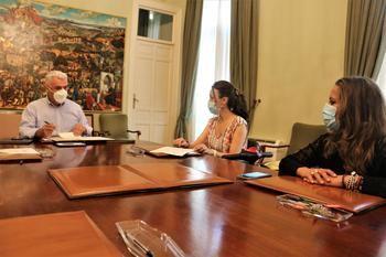 """La Diputación de Guadalajara se compromete con el proyecto """"Mi voz por tu Sonrisa"""""""