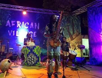 Ritmos africanos para empezar la tercera edición de