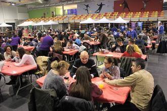 Valdeluz acoge este sábado la mayor feria de juegos de mesa de Guadalajara y el Corredor del Henares