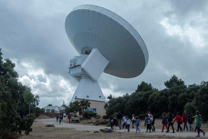 Tras un año y medio cerrada por la pandemia, el Aula de Astronomía de Yebes abre el 11 de octubre