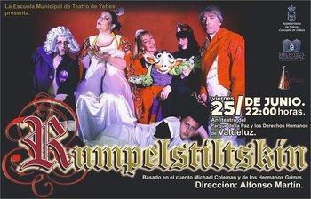 El anfiteatro de Valdeluz acoge dos montajes de las Escuelas Municipales de Teatro de Yebes y Guadalajara