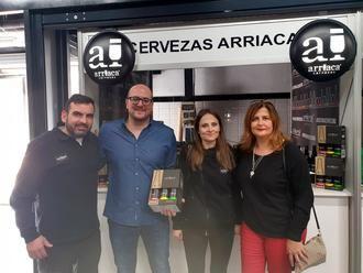 Dos empresas de Yunquera de Henares participan en el Día de los Alimentos de Guadalajara