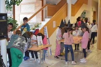 Aumenta un 15% la participación en las actividades de animación a la lectura de la Biblioteca Municipal de Yunquera de Henares