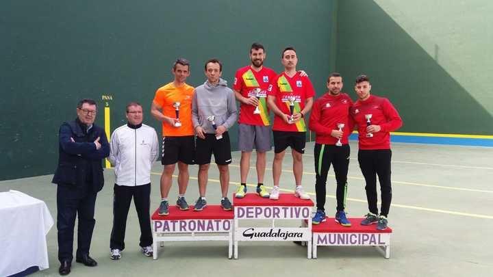 El CD Yunquera ya es campeón Regional de Frontenis