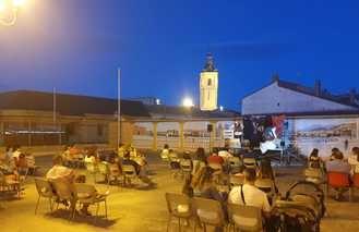 Música y diversión en la segunda cita cultural de los domingos de agosto en Yunquera de Henares