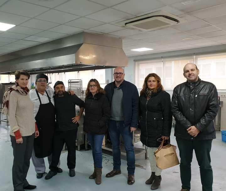 El Ayuntamiento de Yunquera de Henares renovará el convenio con Cáritas para el servicio 'Comida sobre ruedas'