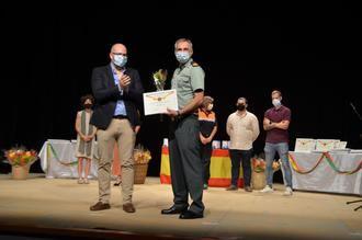 Yunquera de Henares reconoce la labor de quienes lucharon contra el coronavirus en una emotiva gala