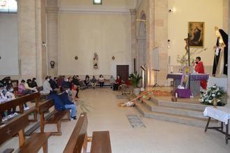 Yunquera de Henares inicia su Semana Santa con la celebración del Domingo de Ramos