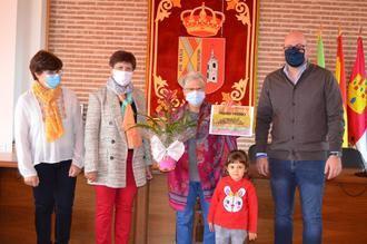 Yunquera de Henares entrega los premios de su I Concurso de Embellecimiento de Balcones y Ventanas