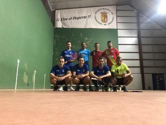 Clasificaciones J14 Liga Frontenis Guadalajara