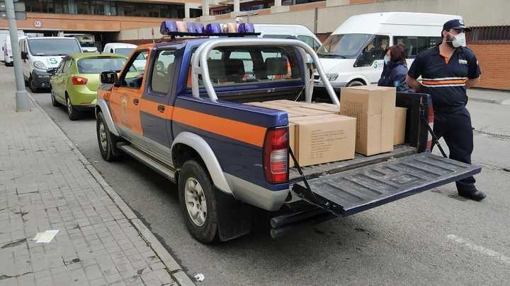 Yunquera de Henares pone en marcha una recogida solidaria de material sanitario