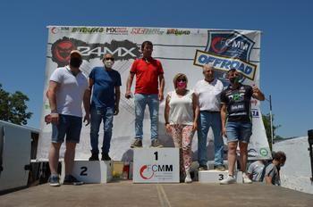 Yunquera de Henares vivió una fiesta del motocross durante su prueba del Campeonato Regional