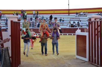 El yunquerano Cid de María se clasifica ante su público para las semifinales del VI Certamen 'Promesas de Nuestra Tierra'