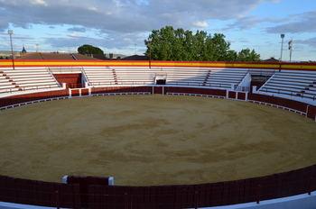 La Plaza de Toros de Yunquera de Henares luce completamente renovada para volver a acoger eventos taurinos