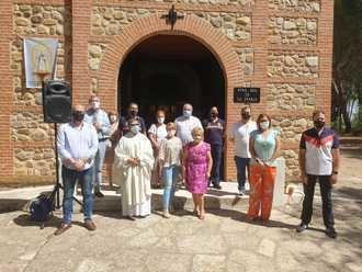 Yunquera de Henares y Torre del Burgo volvieron a unirse para celebrar la festividad de San Agustín