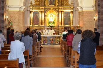 La celebración de San Cleto volvió a hermanar a Yunquera de Henares con Heras de Ayuso