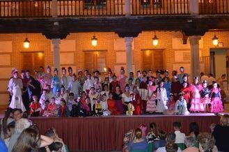 Yunquera de Henares honra a San Pedro en el día de su festividad