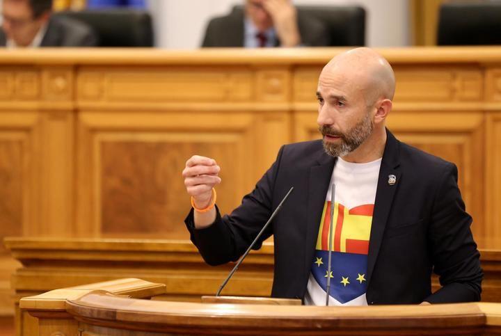 """Zapata (Cs) : """"Este presupuesto (el del socialista Page) no va a mejorar la vida de los castellanomanchegos, el dinero de todos no se puede usar para hacer propaganda política y por eso nos oponemos"""""""